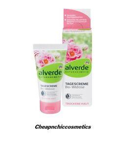 Alverde-bio-Creme-de-jour-Wildrose-Peaux-Seches