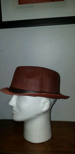 Mexican SOM-HER Size M Lightweight Rust Color Stra