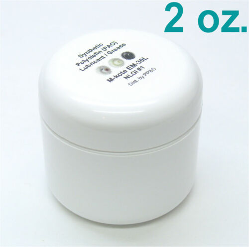 DOW MOLYKOTE EM-30L Synthetic PAO Grease for Plastics