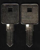 Harley Davidson Sportster 1994 1995 Key Blanks