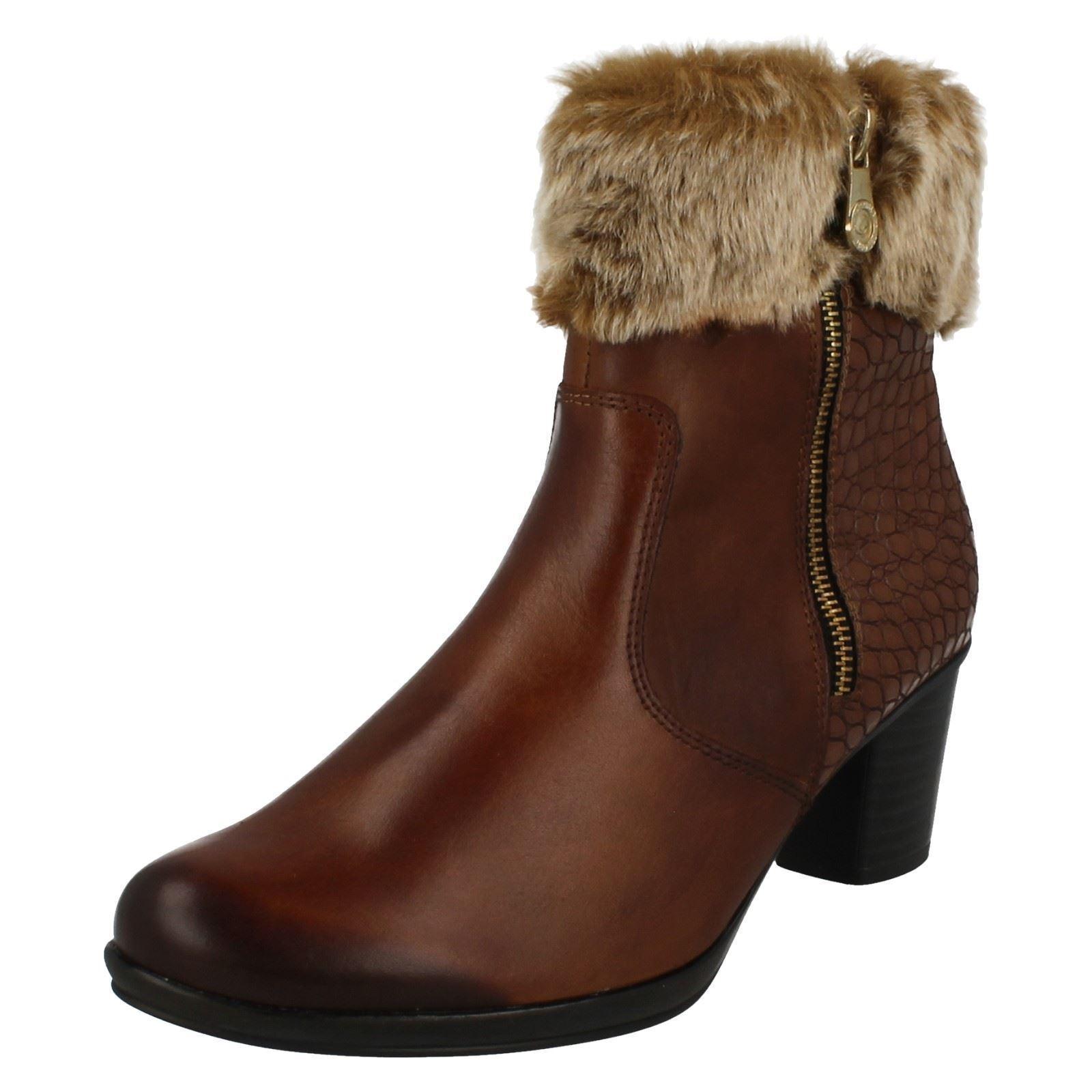 benvenuto a scegliere Remonte da da da donna eleganti stivali caviglia R1585  nuovo sadico