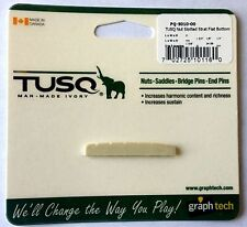 GRAPH TECH TUSQ SLOTTED NUT FENDER® STRAT & TELE WITH FLAT BOTTOM