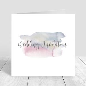 WEDDING-INVITATIONS-COLLECTION-Personalised-Folded-cards-Pastel-Watercolour-Pk-5