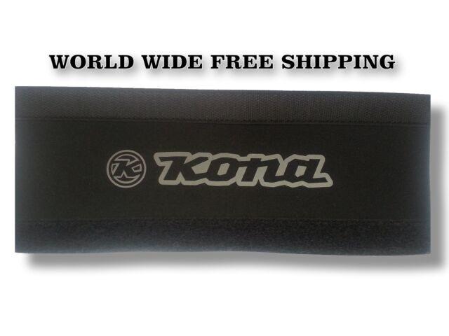 KONA Cycling Bike Bicycle Chain Stay Protector Pad Reflective
