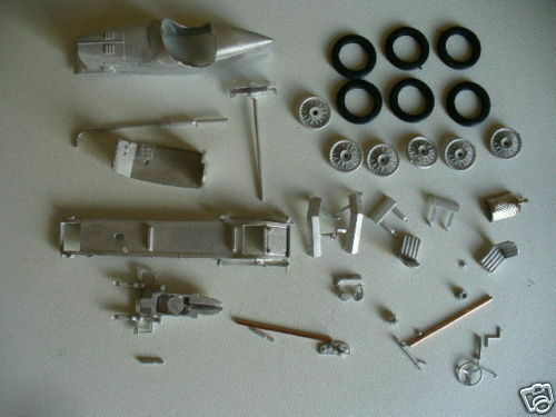 MG Old No1  1 43rd scale white metal kit  by K & R Replicas