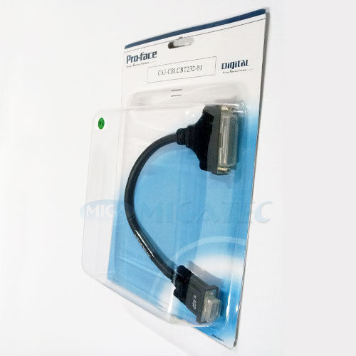NEW PROFACE CA3-CBLCBT232-01 RS232 25-pin gender Cable for RS232 communication