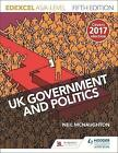 Edexcel UK Government and Politics for AS/A Level by Neil McNaughton (Paperback, 2017)