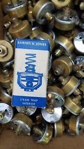 15 PCS *NOS* Barnes & Jones Steam Trap Cage Unit #159 159P ...