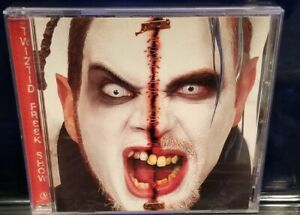 Twiztid - Freek Show CD insane clown posse dark lotus three six mafia 3 6 icp fs