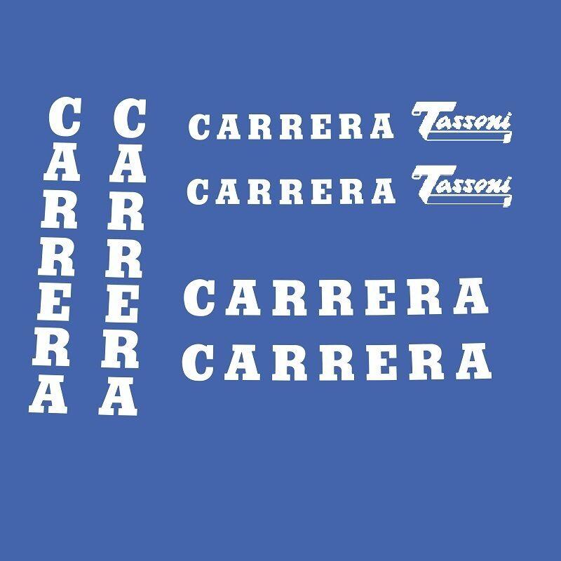 Carrera decalcomanie bicicletta, Trasferibili, Adesivi N.102       Qualità    Primi Clienti  b194fe