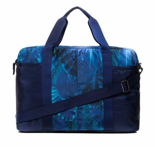 Desigual Matilde Gym Bag Sporttasche Umhängetasche Tasche Azul Polar Blau Türkis