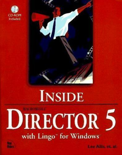 Inside Macromedia Director 5 With Lingo for Windows    Good  Book  0 Paperback