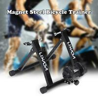 Bike Bicycle Indoor Exercise Trainer Stand Solid Frame Magnetic Resistance X9d6