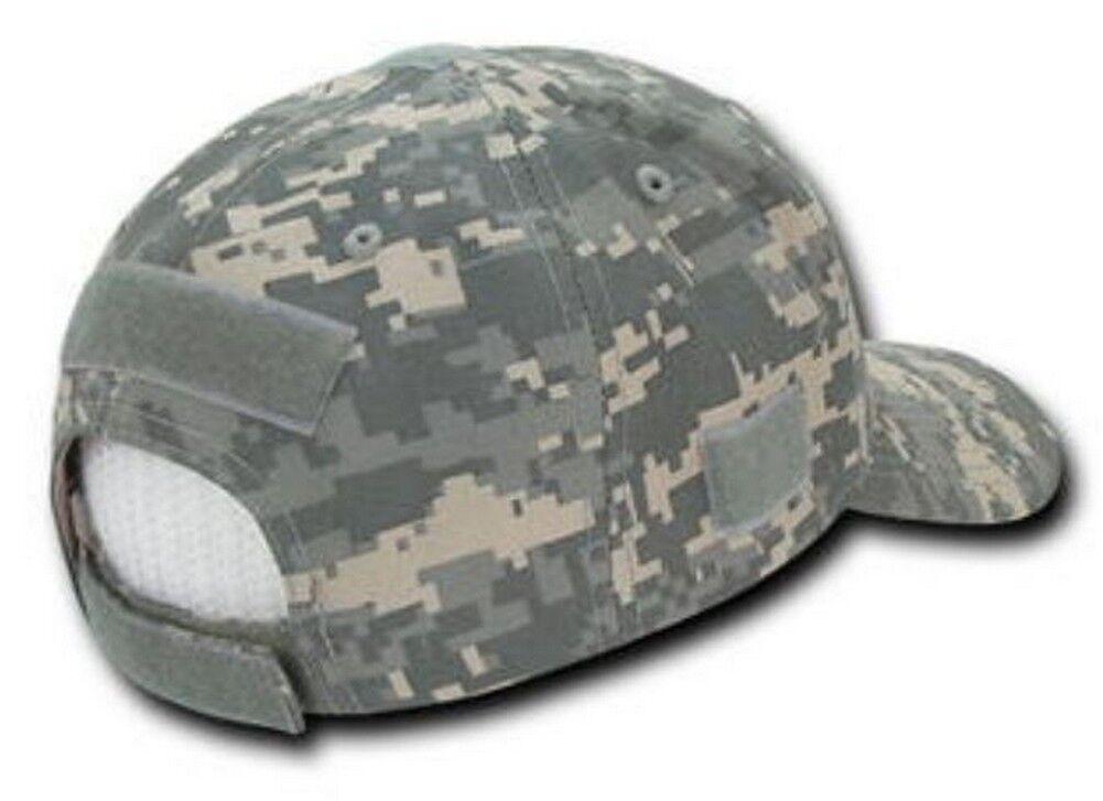 510477d4fdb2a Rapdom Tactical Operator Cap Navy Velcro Patch Trucker Hat Adjustable S5  for sale online
