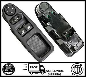 Electric Window (Right) Switch FOR Peugeot Expert Tepee 1.6 HDI [2007-2016]