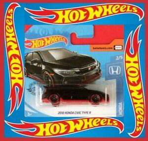 Hot-Wheels-2020-2018-HONDA-CIVIC-TYPE-R-81-250-NEU-amp-OVP