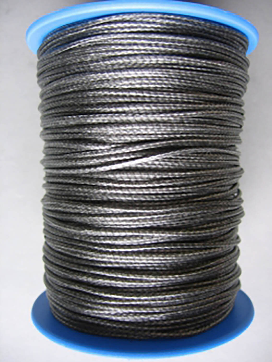 Grey Dyneema Rope. 1mm 2mm 3mm 4mm. Various Lengths.