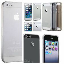 Crystal Clear Transparent Slim Soft Gel Back Case Cover Protector for iPhone4 4s