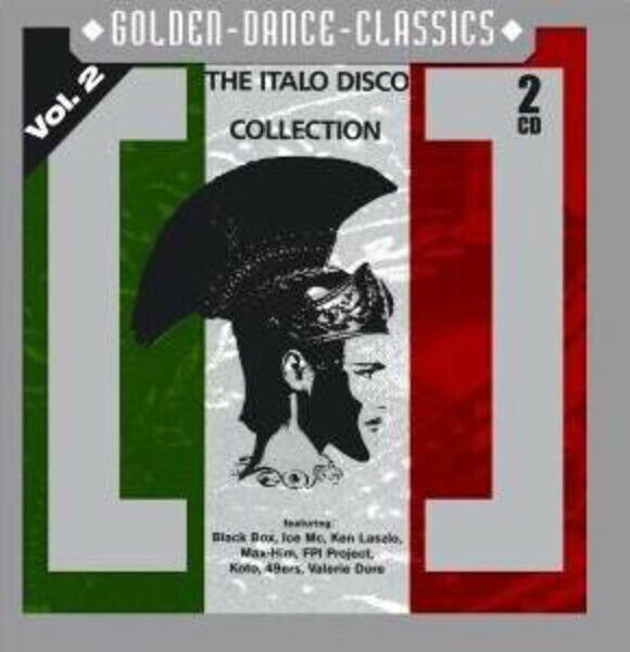 2xCD Black Box / Hipnosis / Samoa Park a.o. The Italo Disco Collection Vol. 2