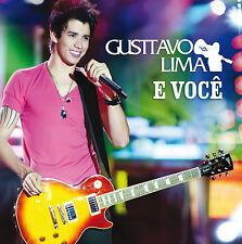 Gusttavo Lima E VOCÊ (cd+dvd) originale CONTIENE LA HIT BALADA