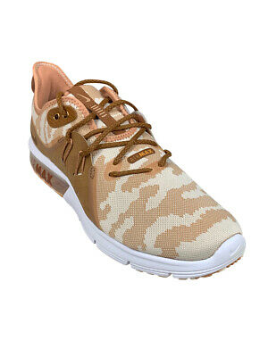 Nike Air Max Sequent 3 PRM Camo Men's running shoes AR0251 200 multiple sizes | eBay