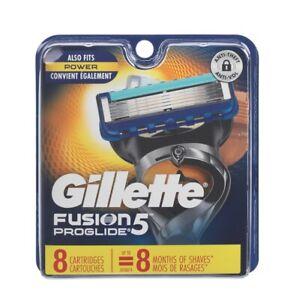 Gillette-Fusion-Proglide-Power-8-parts-Sealed-and-Original