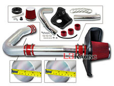 Heat Shield Air Intake Kit+ RED Filter for 11-16 Challenger/Charger/300 3.6 V6