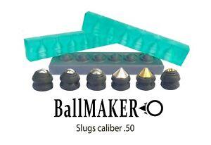 Emerald BallMAKER MOLD making SLUGS cal. 50 fur HDR 50 RAM T4E better slug maker