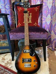 Gretsch Guitars G2220 Junior Jet Bass II Short-Scale Bass Tobacco Sunburst