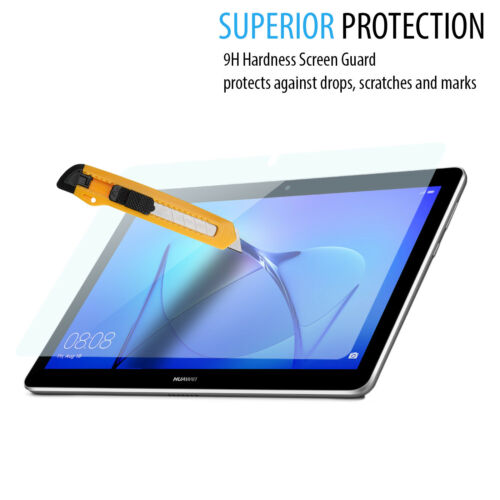 Tempered Glass Screen Protector Cover For Tablet Huawei MediaPad T3 10 Inch