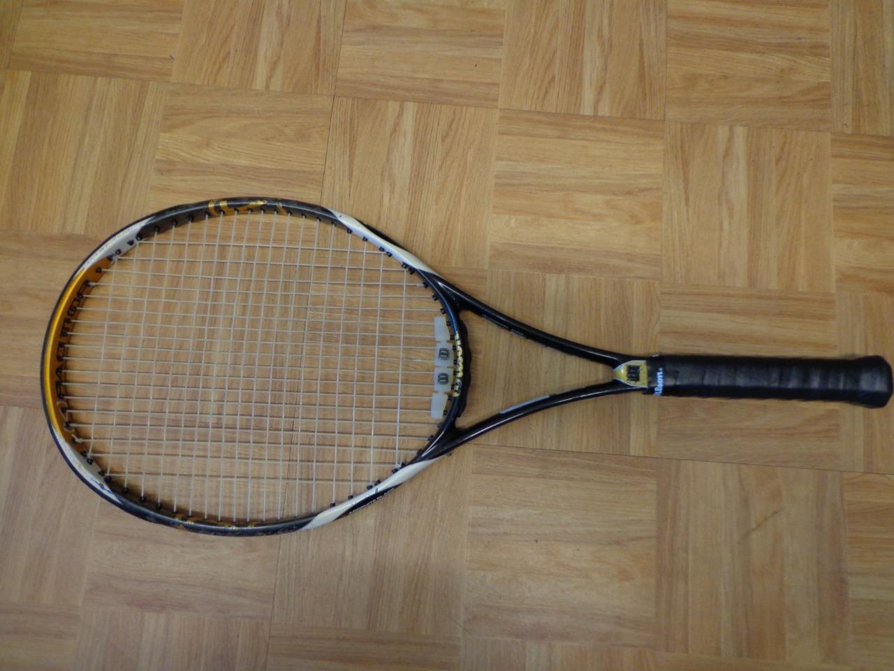 Wilson K Factor K Blade TEAM 104 4 3 8 grip Tennis Racquet
