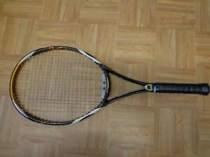 Details about Wilson K Factor K Blade TEAM 104 4 1/4 grip Tennis Racquet