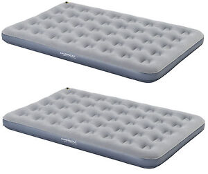 415a2bfb2d1be 2 Pack Campingaz Double Air Bed Quickbed Camping Flocked AirBed ...