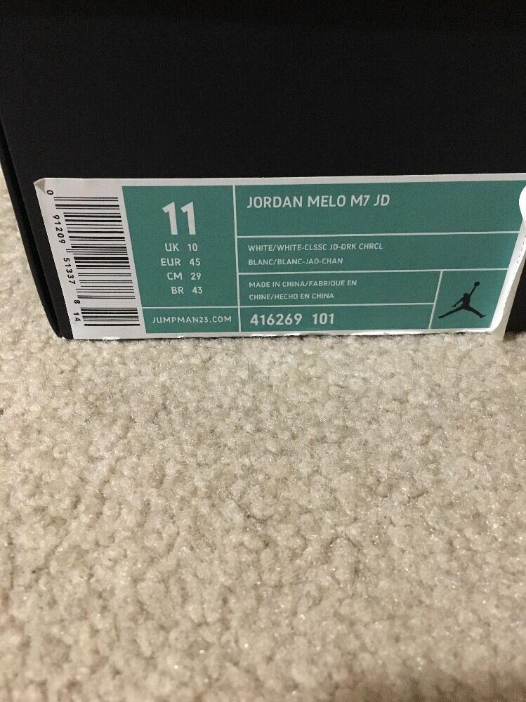 Jordan Melo M7 jades JD jades M7 ce7525