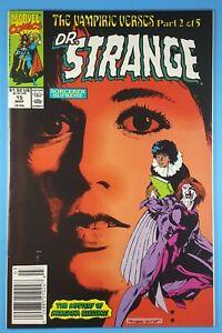 Dr-Strange-Sorcerer-Supreme-15-Amy-Grant-Likeness-Marvel-Comics-1990-Lawsuit