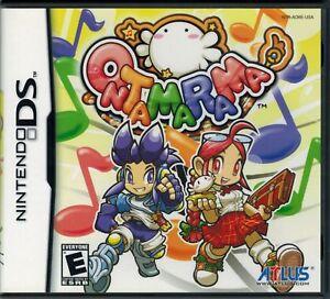 Ontamarama-Nintendo-DS-2007-with-Case-amp-Manual