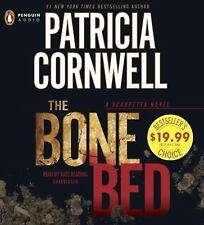 Scarpetta: The Bone Bed 20 by Patricia Cornwell (2014, CD, Unabridged)