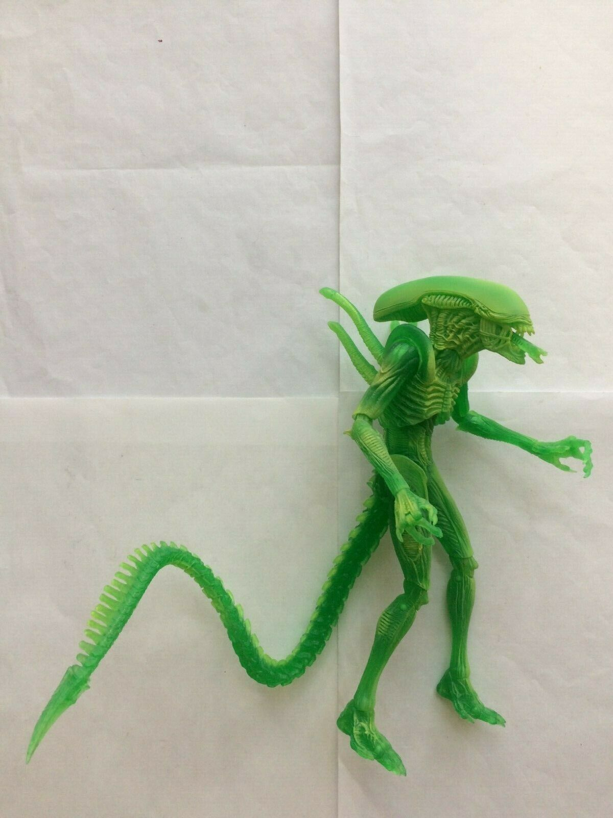 NECA Alien VS Prougeator ALIEN VS ProugeATOR Thermal Vision Warrior Alien loose US Vendeur
