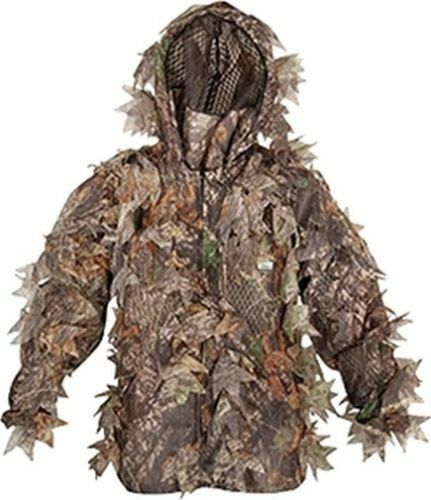 Shannon Outdoors 3D Bug Tamer Parka w Hood Mossy Oak Breakup Camo Size Medium