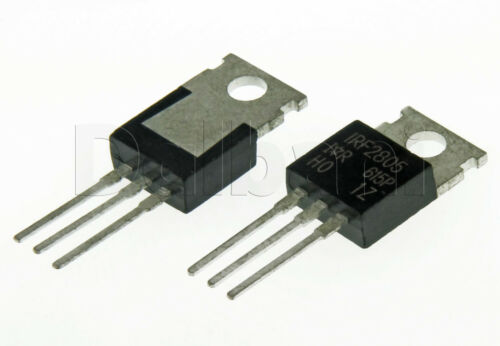 IRF2805 Original Pulled IR 55V 75A .0047Ω N-CHANNEL HEXFET Power MOSFET TO-220AB