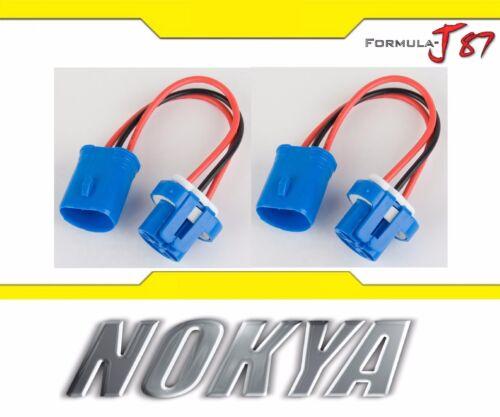 Nokya Wire Harness 9007 HB5 NoK9114 Head Light Bulb Socket Female Male Plug H//L