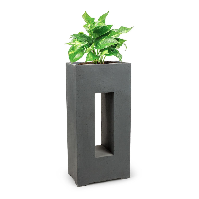 (Ricondizionato) Vaso Giardino Arroto Moderno Piante Design Fioriera Casa 2