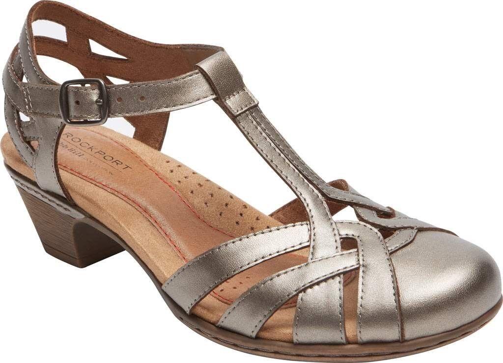 rockport cobb hill aubrey t sangle en sandales réduction - de prix en cuir - réduction réduction de prix la plus populaire des chaussures pour hommes et femmes 460894