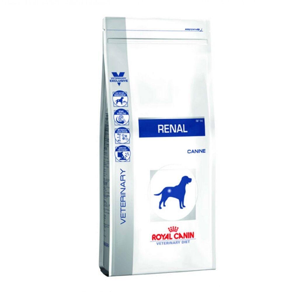 14kg ROYAL CANIN per via renale RF 14 DOG CANE SPEDIZIONE LAMPO Veterinary Diet bravam