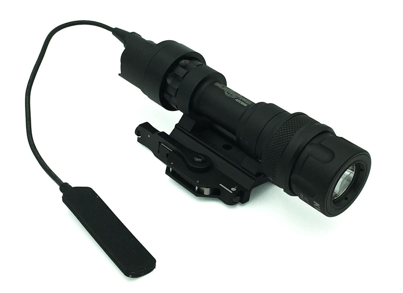 Luz Led blancoo M952V-IR Serie & Infra-rojo IR de salida dual linterna táctica