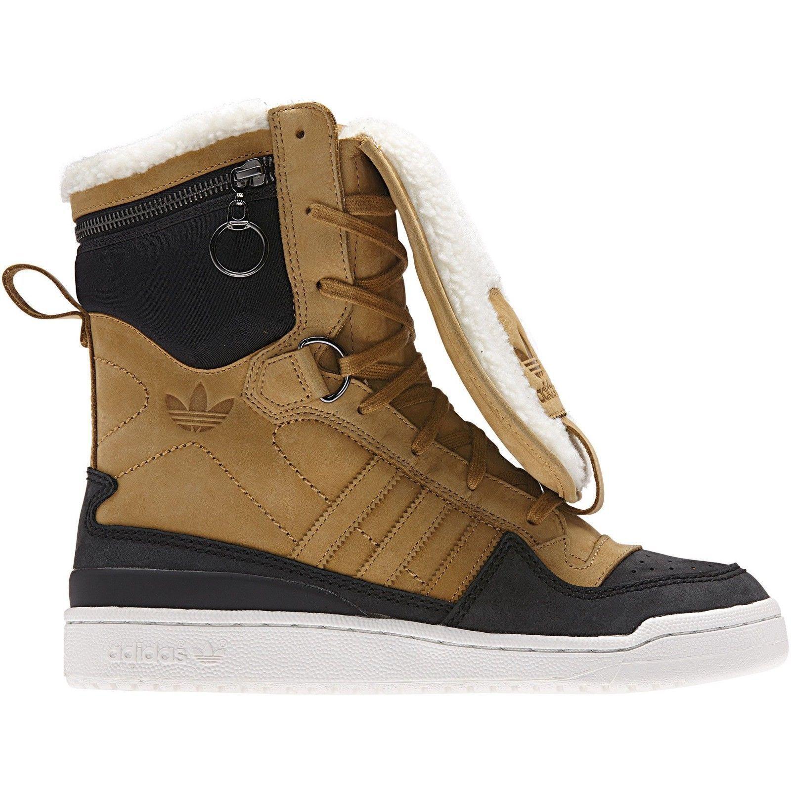 Scarpe casual da uomo  Adidas Originals Jeremy Scott Tall Boy Winter M29009 Limited Edition