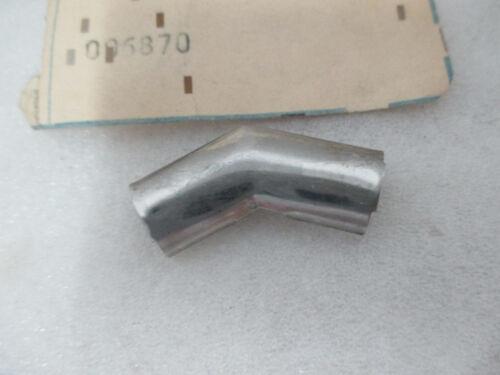 Mopar NOS 1968-70 B-Body 67-76 A-Body Drip Trough Molding Joint Cover 2783028