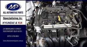 20112015 Hyundai Elantra MD 18L G4NB Engine Quality AAP Tested