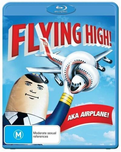 1 of 1 - Flying High (Blu-ray, 2013)