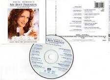 MY BEST FRIEND'S WEDDING - Roberts,Mulroney,Diaz (CD BOF/OST) 1997